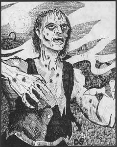 Lord Falor the zombie
